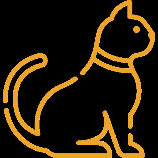 Goldimplantation bei Katzen